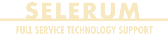 SELERUM Full Service Technology Support